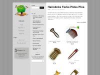 hairsticks| climbingbear.com