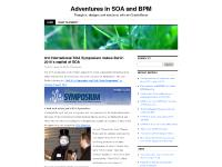 Adventures in SOA and BPM | Thoughts, designs and solutions with an Oracle flavor