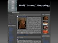Long Time, No Post…., Barrel, Beer