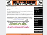 Halloween Corner - Spooky Recipes, Halloween Wallpaper and Costume Ideas