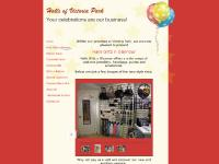 hallsglitznglamour.co.uk Halls Cards & Occasions, Retail & Gifts, Cardiff