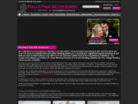 Welcome | Halls Hair Accessories