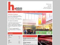 hallundacentrum.se köpcentrum, internationell mötesplats, E4
