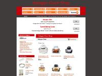 Halogen Oven Shop. Online shops for Halogen Oven. Recipe Books and Halogen Oven accessories.