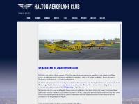 Welcome to RAF Halton Aeroclub