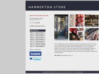 hammertonstore.co.uk