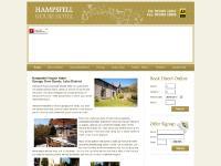 Grange Over Sands Hotels - Hampsfell House Hotel