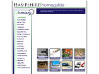 hampshirehomeguide.co.uk HAMPSHIRE, Plumbers, Heating