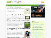 New Cell Phones, Free Cell Phones, Mobile Phones Reviews, News, and How-to