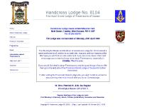 Charities, Handcross Lodge No. 8104, Provincial Grand Lodge of Sussex