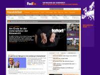 handelsblatt.com Aktuelle Nachrichten aus Wirtschaft, Politik, Unternehmen und Märkten