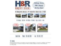 H&R Management Consultants 310.683.2601 for single homes, condos, apartment buildings, and commercial buildings with reasonable rate for the entire South Bay and surrounding areas. Dealing with tenants, credit checks, rent collection, regularly inspec