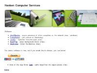 Hanken Computer Services