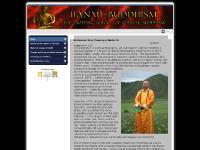 hanmibuddhism.org HanMi Buddhism, Dari Rulai Temple, Lucid Dreaming book cover