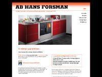 AB Hans Forsman