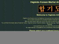 Hapkido Korean Martial Art Hapkido