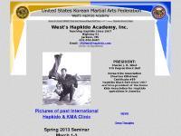 West Hapkido Academy