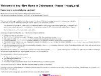 happy.org! - Happy