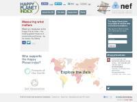 Happy Planet Index