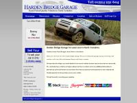 Harden Bridge Garage, North Yorkshire, Austwick - Used cars North Yorkshire