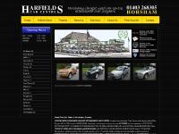harfieldsofhorsham.co.uk Used Cars Horsham, Vehicle Stock, Finance