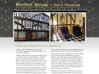 Harfleet House, Sandwich Kent - Accommodation and Location Venue