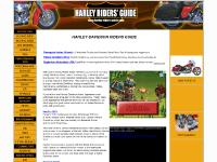 HARLEY-DAVIDSON RIDERS GUIDE