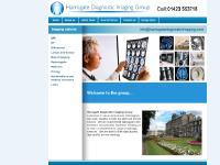 Harrogate Diagnostic Imaging : MRI Services in Harrogate North Yorkshire : UltraSound,