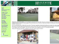 haslemeretennis.com Diary, Holiday Events, Junior Holiday Coaching