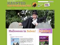 hauntedhappenings.org Events, Planning Your Trip, Accomodations