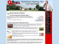 Hayes Insurance Council Bluffs -