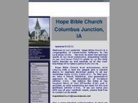 Ministry Teams, Ministry Philosophy, Calendar, Testimonies