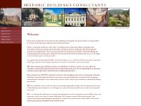 Historic Building Consultants