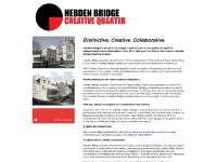 Hebden Bridge Creative Quarter