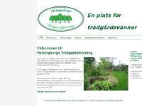 statistik för hbgtradgard - Välkommen till Helsingborgs Trädgårdsförening