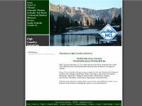 hcindustries.com surface mining equipment, underground mining equipment, high country industries