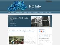hcinfo.com Legionella, HACCP, ASHRAE Standard 188