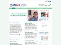 HCI   USAID Health Care Improvement Portal