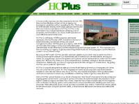 Health Care Plus - Home Service Agencies (a)