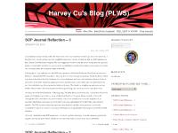Harvey Cu's Blog (PLWS)