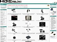 HDCabling - HDMI Splitters, LNB, Slx, Multiswitches, HDMI Cables, Apple Mac mini-Displayport,
