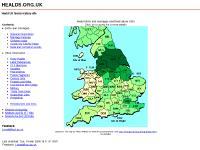 Heald UK family history site