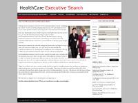 HealthCare Executive Search -