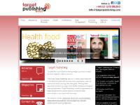 healthylivingemag.co.uk natural health, publisher uk, publisher