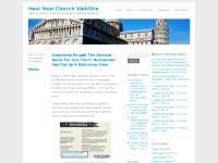 healyourchurchwebsite.com Google Analytics, SurveyMonkey, conve