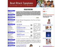 heart-attack-symptoms.com heart attack symptoms, symptoms of a heart attack, Heart Attack Symptoms in Women
