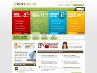 heartinternet.co.uk reseller hosting, web hosting, uk