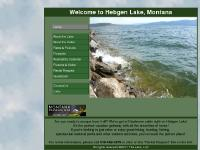 Welcome to Hebgen Lake!