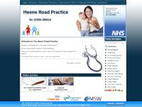 Heene Road Practice - GP Surgery Website. All about your doctors surgery, the opening