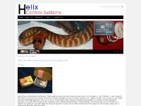 Helix Controls Inc., Temperature Regulation Systems